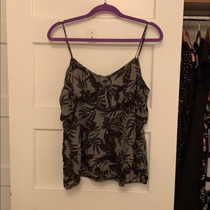 Old navy large off the shoulder with straps top